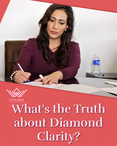 What's the Truth about Diamond Clarity?