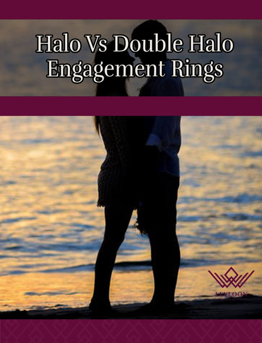Halo vs. Double-Halo Engagement Rings