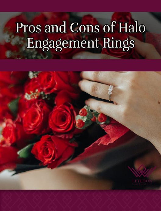 Pros and Cons of Halo Engagement Rings: