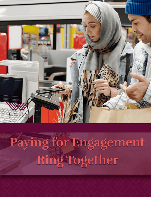 Paying for Engagement Ring Together