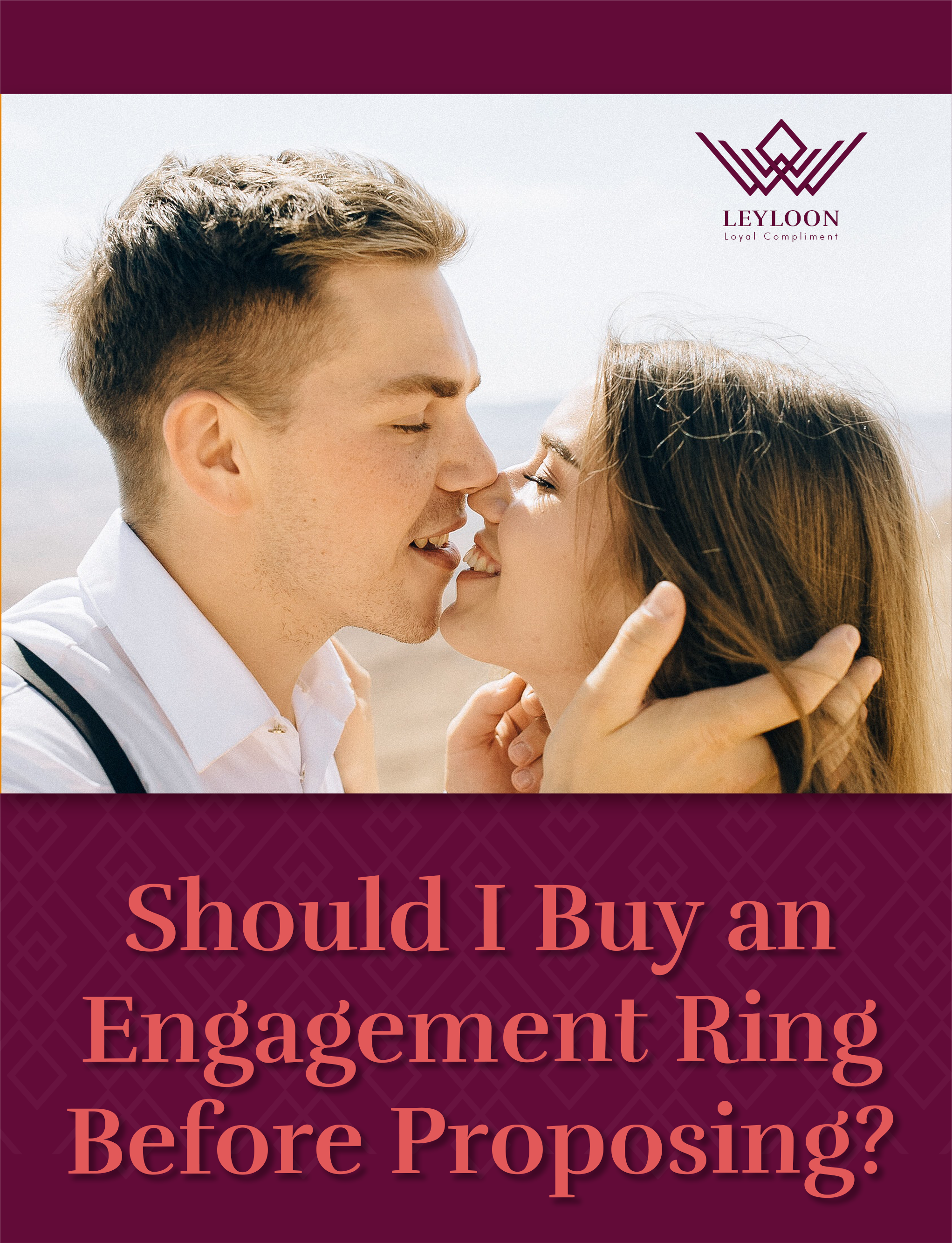 Should I Buy an Engagement Ring Before Proposing?