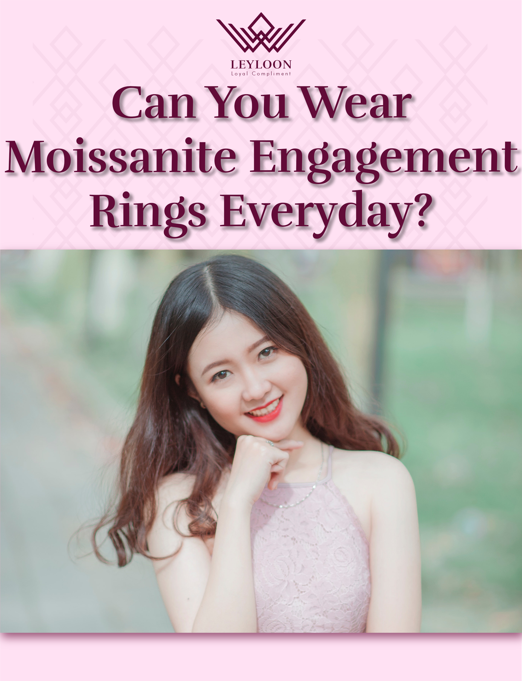 Can You Wear Moissanite Engagement Rings Everyday?