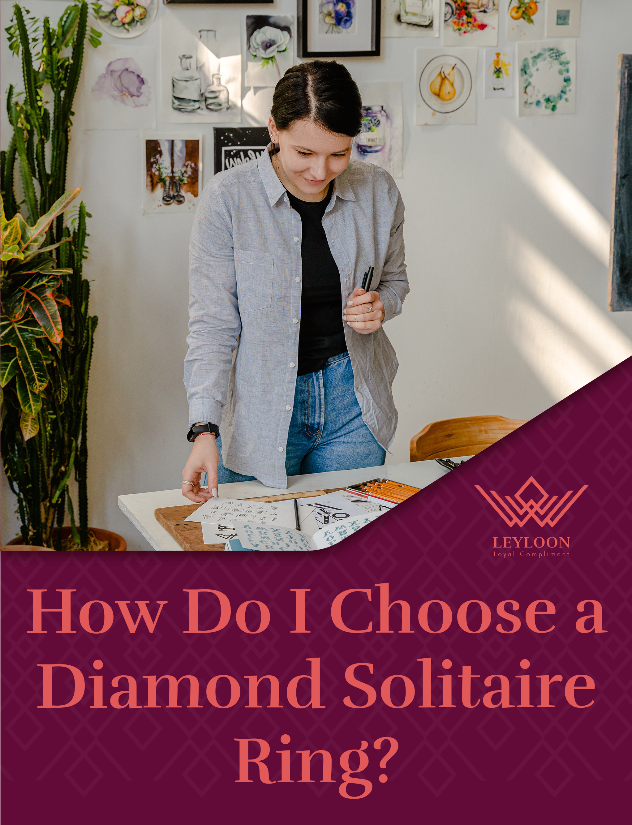 How Do I Choose a Diamond Solitaire Ring?