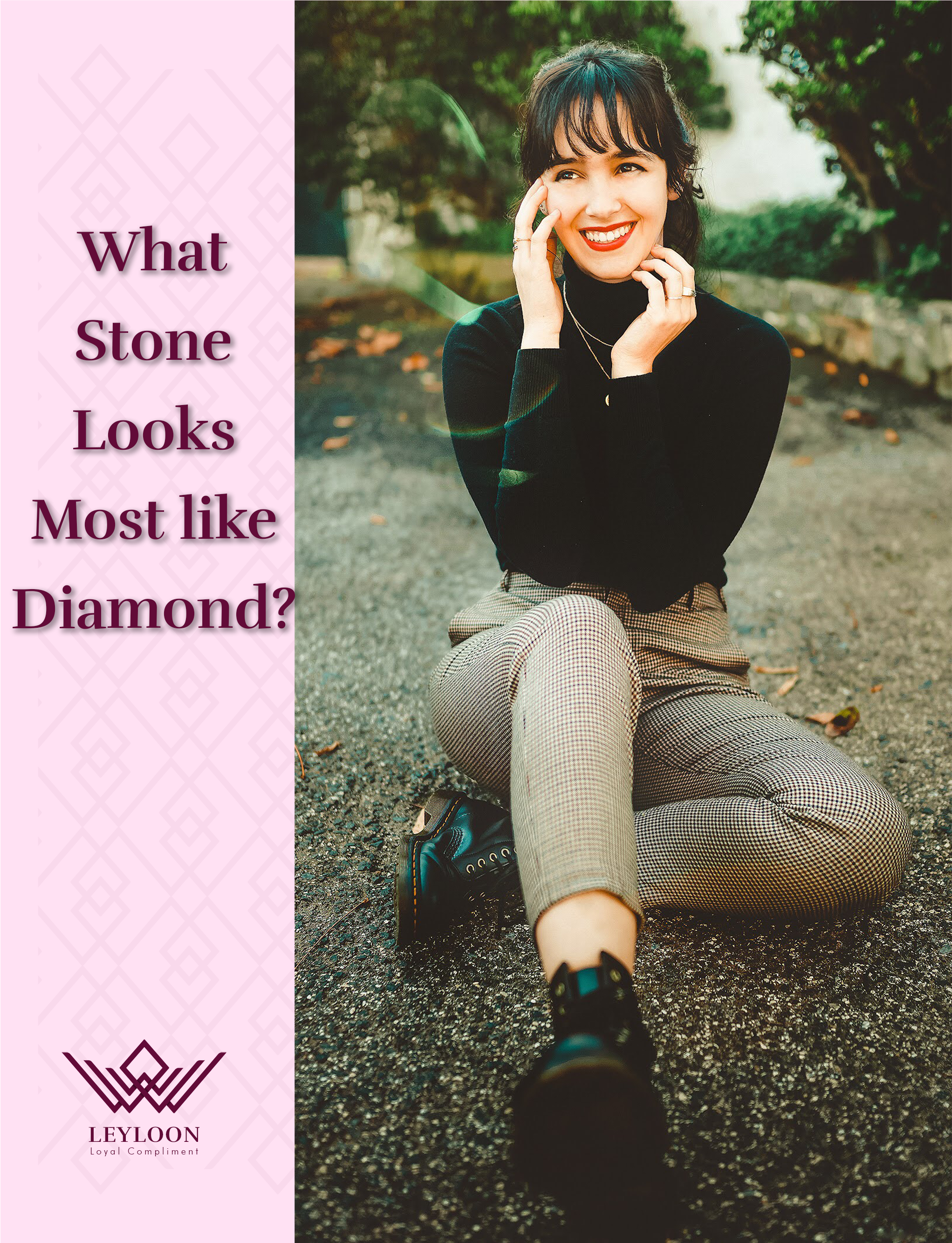 What Stone Looks Most like Diamond?