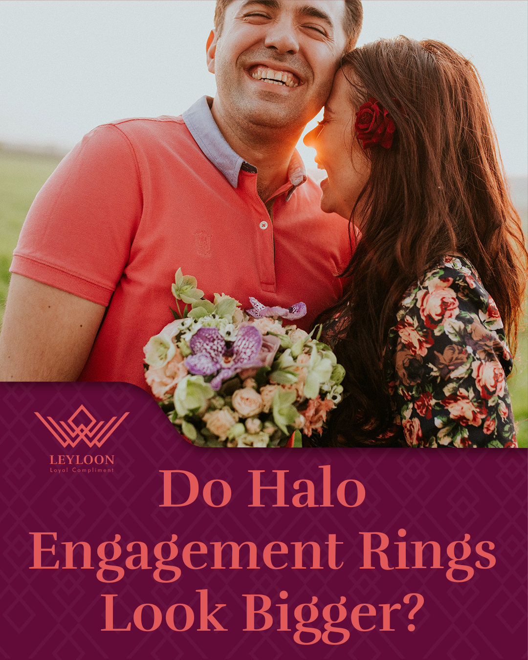 Do Halo Engagement Rings Look Bigger?