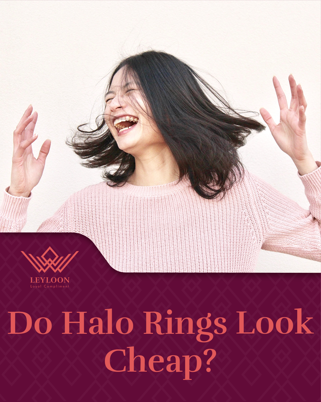 Do Halo Rings Look Cheap?