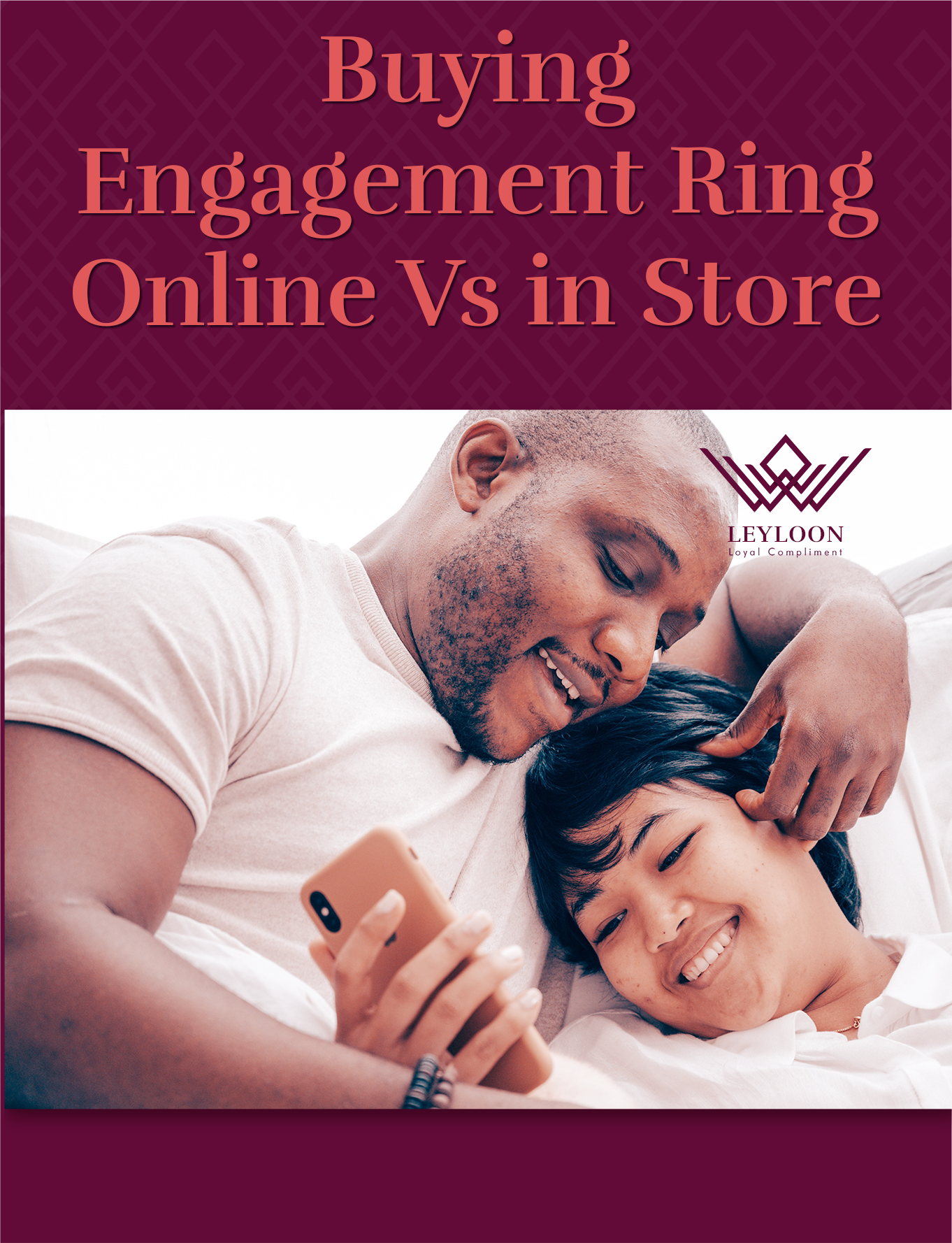 Buying Engagement Ring Online Vs in Store