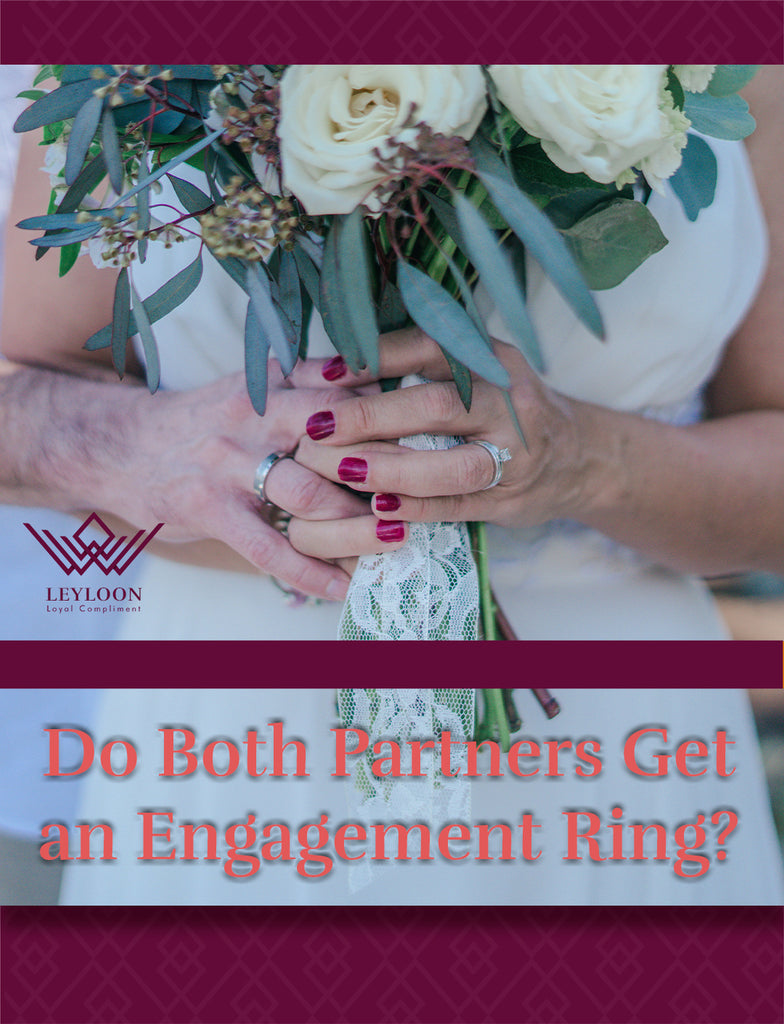 Do both partners get an engagement ring