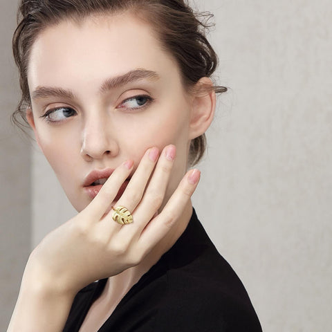 Best Fashion Rings for Large Fingers