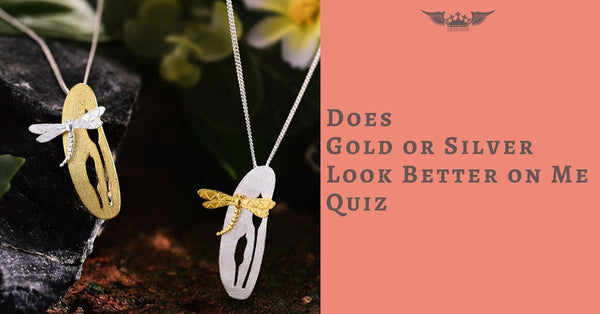 Does Gold or Silver Look Better on Me Quiz
