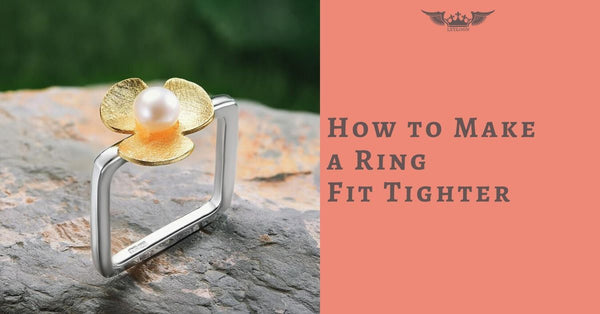 How to Make a Ring Fit Tighter