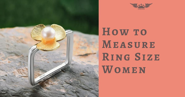 How to Measure Ring Size Women