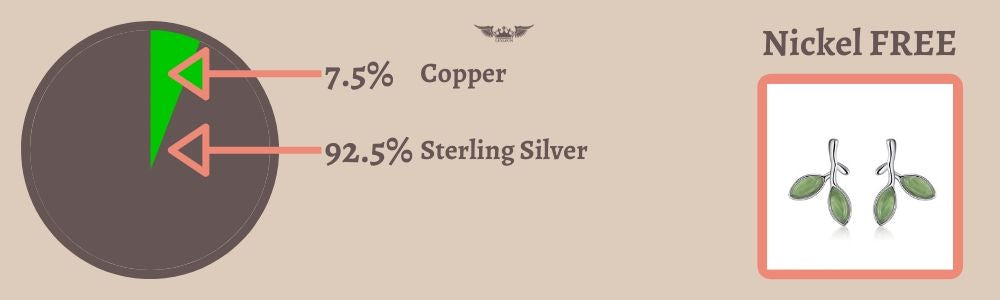 Is Sterling Silver Good for Sensitive Ears