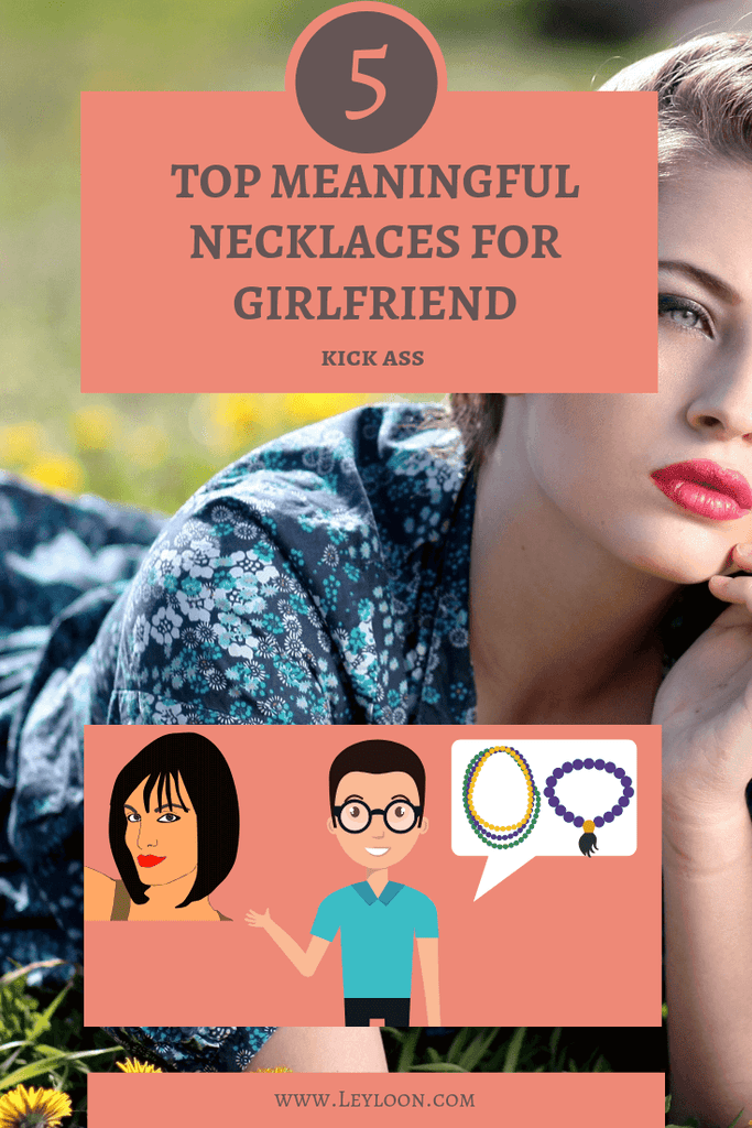 TOP 5 MEANINGFUL NECKLACES FOR GIRLFRIEND 👫 KICK ASS