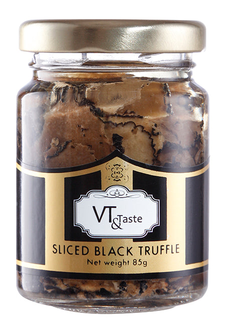 VT & Taste Sliced Black Truffle