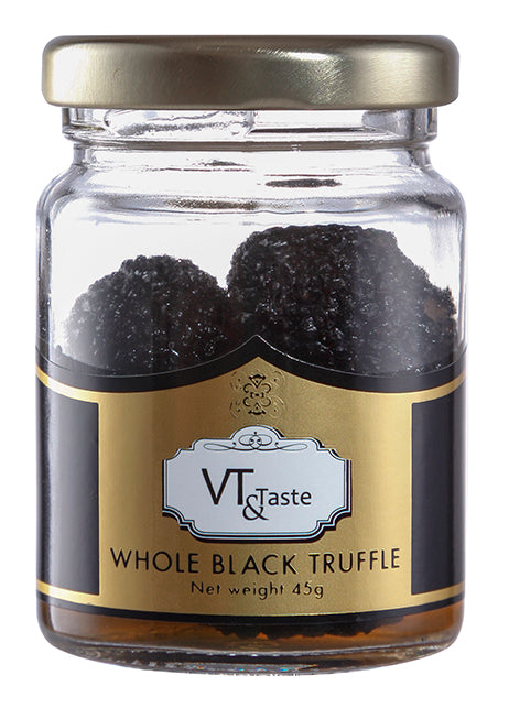 VT & Taste Whole Black Truffle