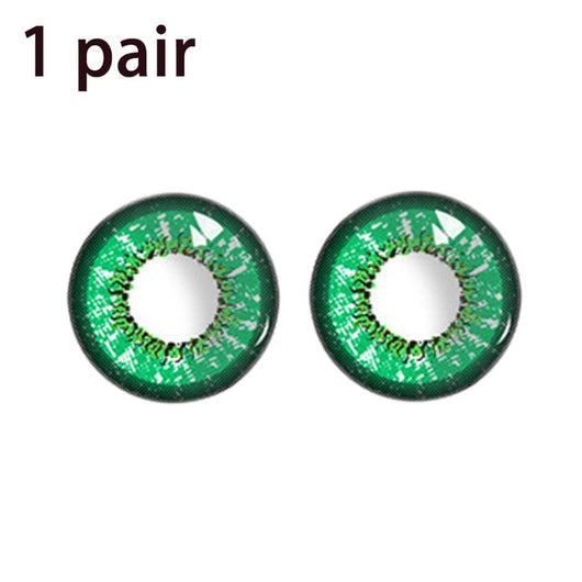 2Pcs DIY Cosplay Eye Decoration Tool Multicolor Mini Party Gifts Cute Cartoon Girl Cosplay Decoration For Eyes Care Tool - howgoodstore
