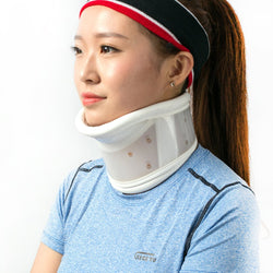 Breathable Neck Brace Medical Cervical Collar Neck Support Immobilizer Neck Pain Relief Neck Tractor Orthosis Braces NEW - howgoodstore