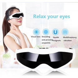 Electric Eye Massager Mask Migraine Eye Vision Improvement - howgoodstore