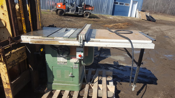 Used Woodworking Saws Table Band Other Surplus50 Com