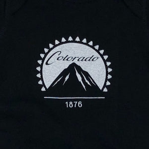 Colorado 1876 Toddler Tee - ThemeOne