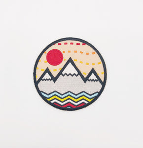 Vibe Mountain Patch - Coloradical