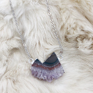 Small Mountain Necklace - HarperMade