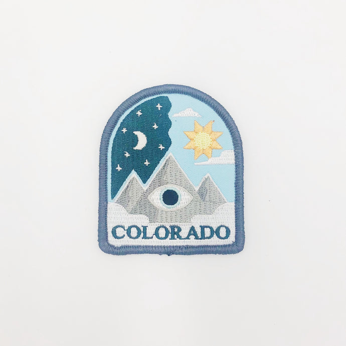 Colorado Eye Patch - Coloradical