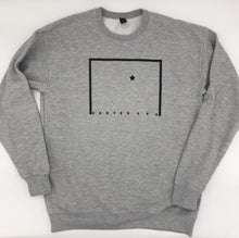 Load image into Gallery viewer, Map Minimal Crew Neck (Unisex) - ThemeOne