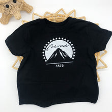Load image into Gallery viewer, Colorado 1876 Toddler Tee - ThemeOne