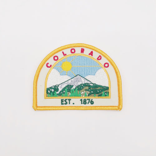 Colorado Est. 1876 Patch - Coloradical