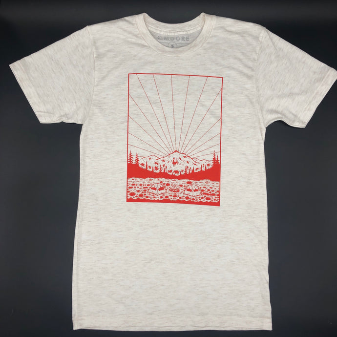 The Sunrise Tee (Unisex) - Moore Collection