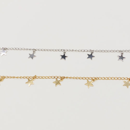 Dangle Star Choker - HarperMade