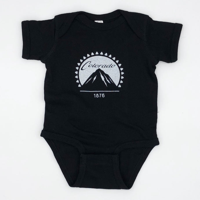 Colorado 1876 Onesie - ThemeOne