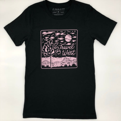Travel West (Unisex) - Moore Collection