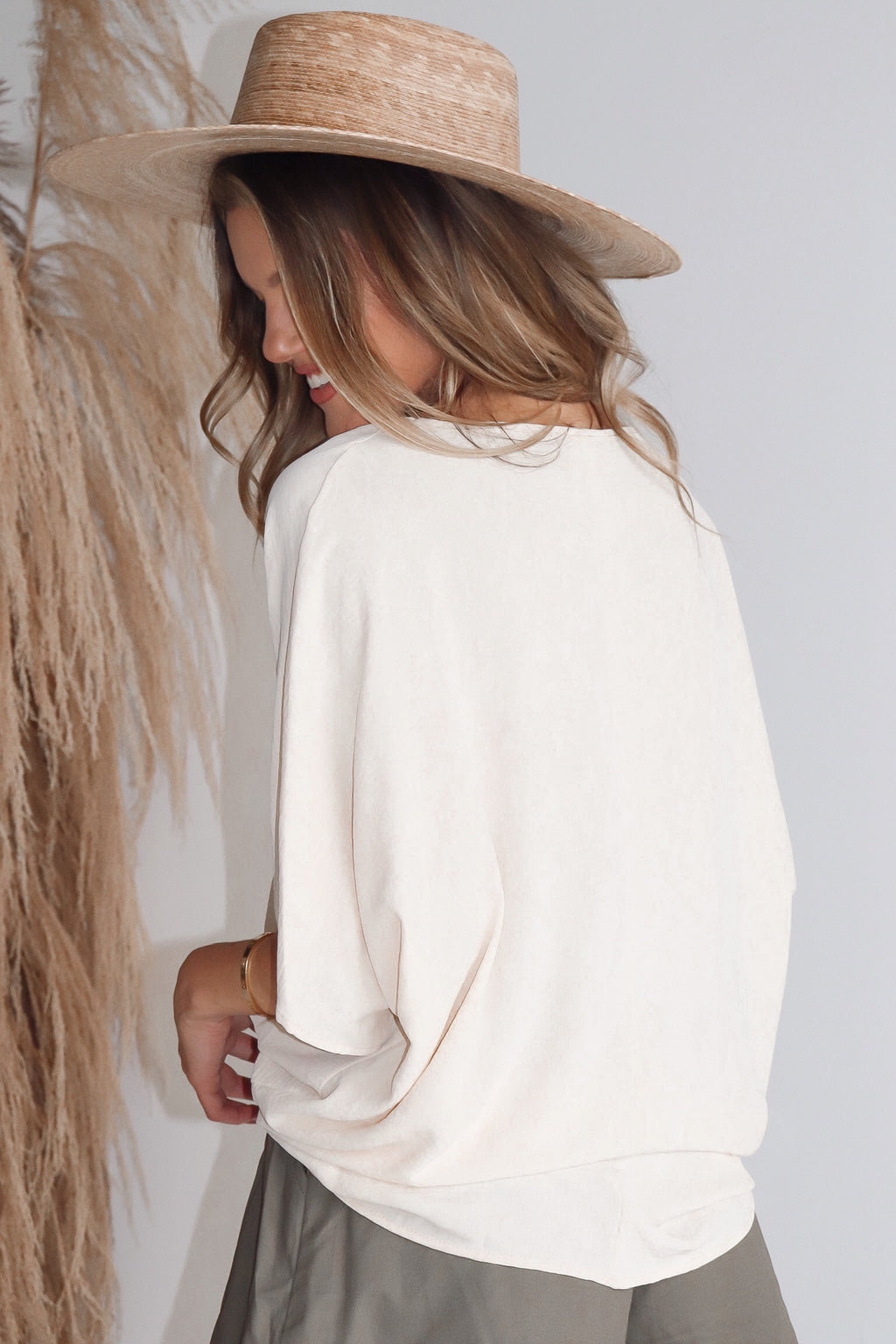 Lula Oversized Top