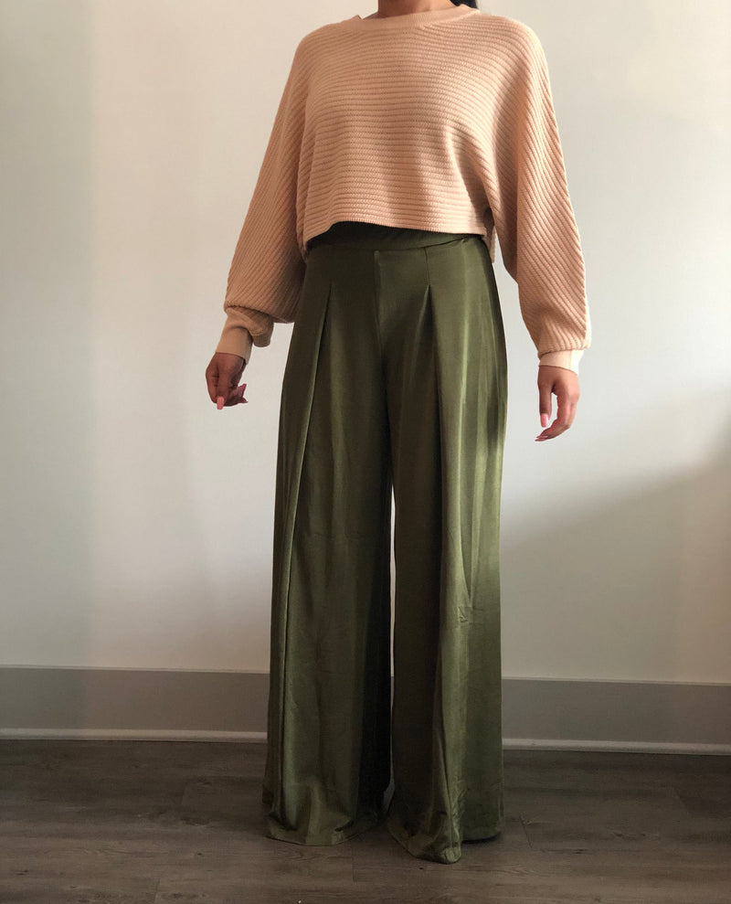 Eden Wide Legged Pants