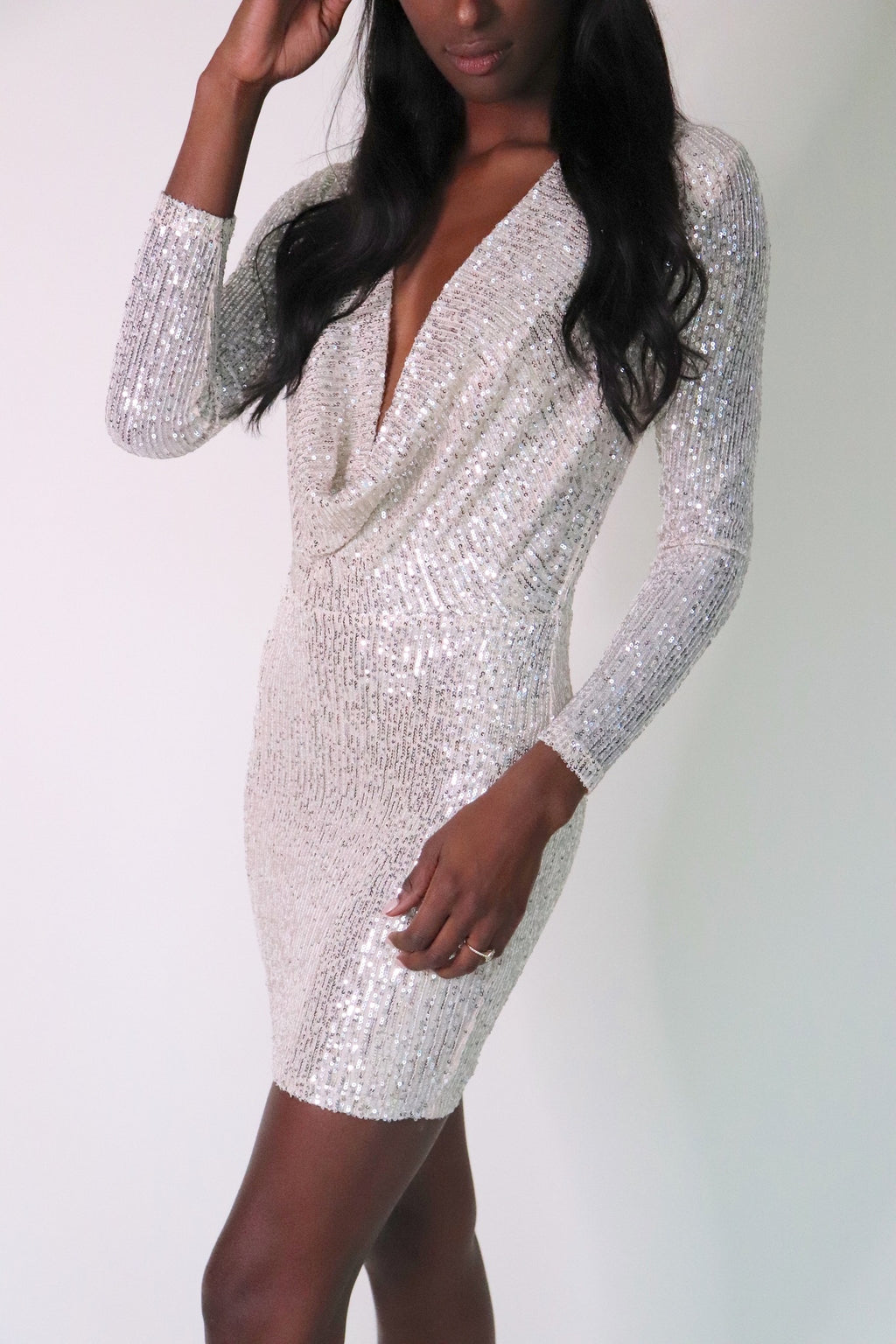 The Mandalay Sequin Dress
