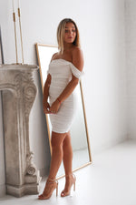 Astoria Ruched Bodycon Dress