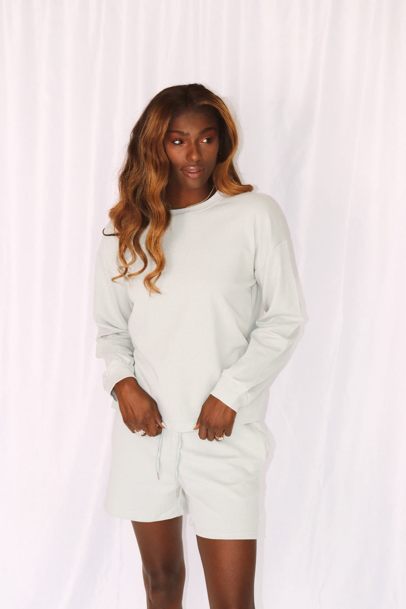 Pistachio Loungewear Set