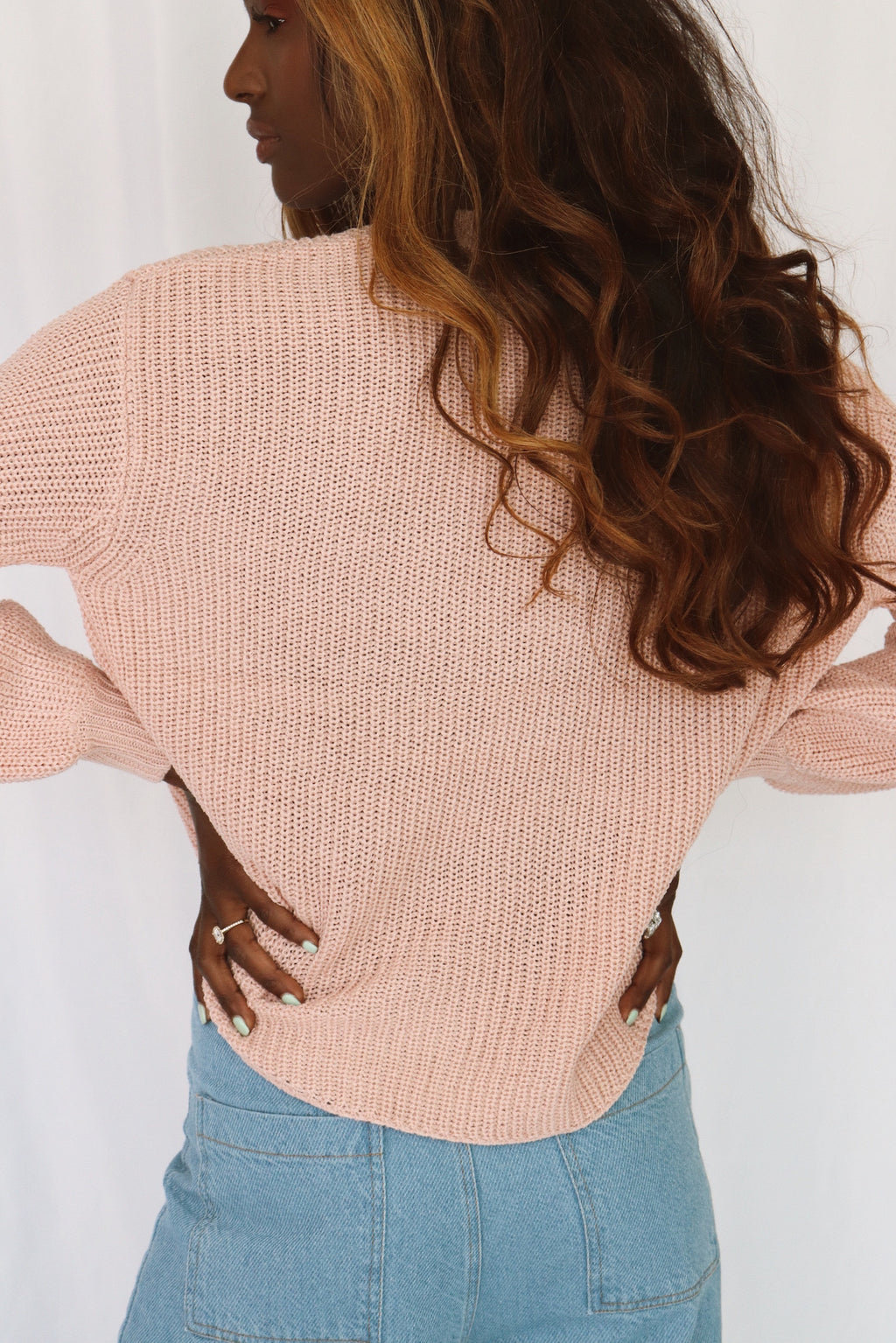 Misty Pullover Sweater