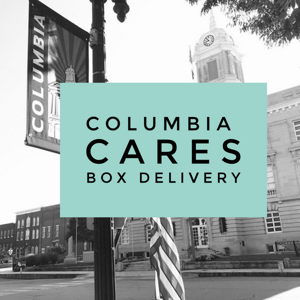 Columbia Cares Box