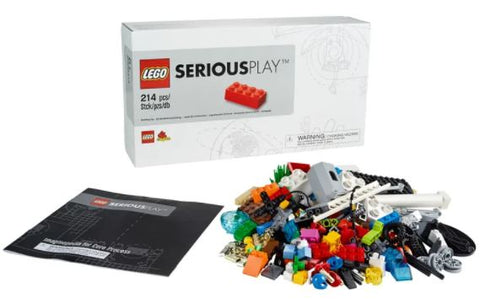 le serious play comme lego pour adulte pour du team building