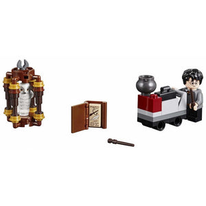 LEGO Le Voyage de Harry Potter à Poudlard (Polybag) - 30407 - Harry Potter image