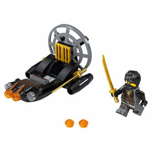 LEGO Stealthy Swamp Airboat (Polybag) - 30426 - Ninjago