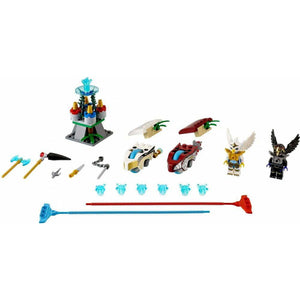 LEGO Le combat du ciel - 70114 - Legends of Chima