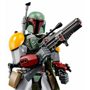 LEGO Boba Fett (Buildable Figures) - 75533 - Star Wars image