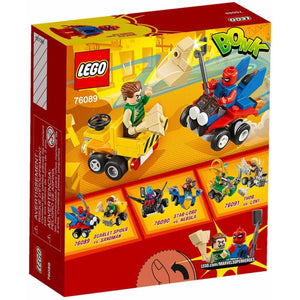 LEGO Mighty Micros : Scarlet Spider contre Sandman - 76089 - Super Heroes