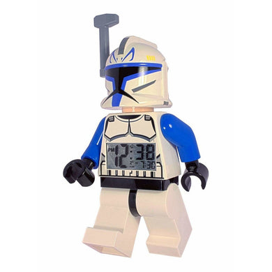 Réveil LEGO Star Wars Captain Rex image