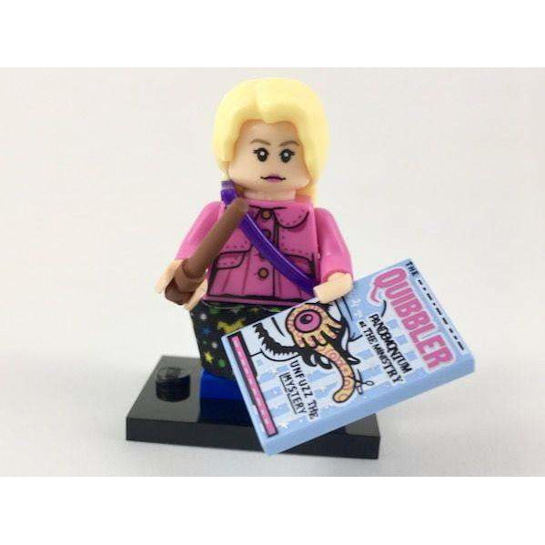 LEGO Luna Lovegood, Harry Potter & Fantastic Beasts - 71022 - Figurines image